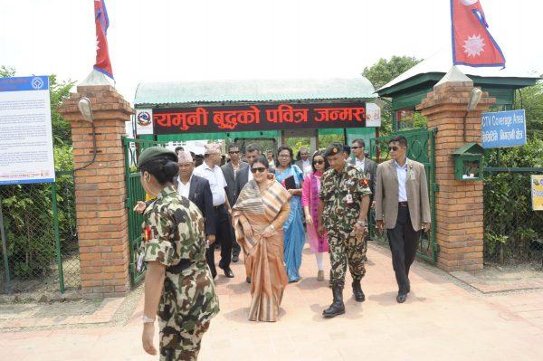 lumbini-visit_buddha-jayanti