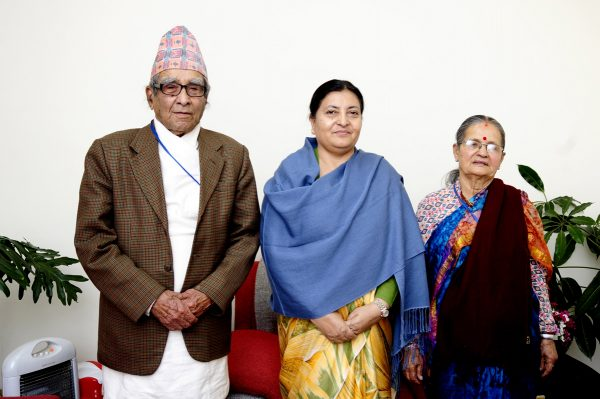 with-madhav-prasad-ghimire