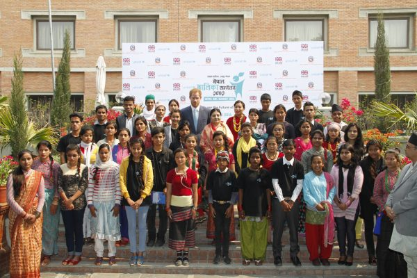 participants-of-nepal-girl-summit